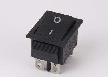 DPDT Rocker Switch Kcd4 32 * 14mm Button T110 6 Pinów No Lamp 10000 Cycles